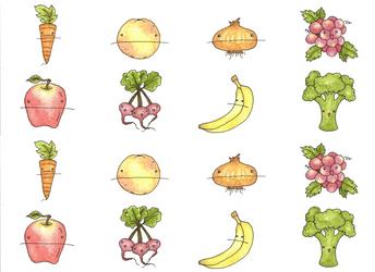 Fruit and Veggies! by LernoVictoria