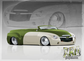 SSR_Roadster by ZeROgraphic