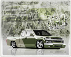 Chevy Colorado by ZeROgraphic