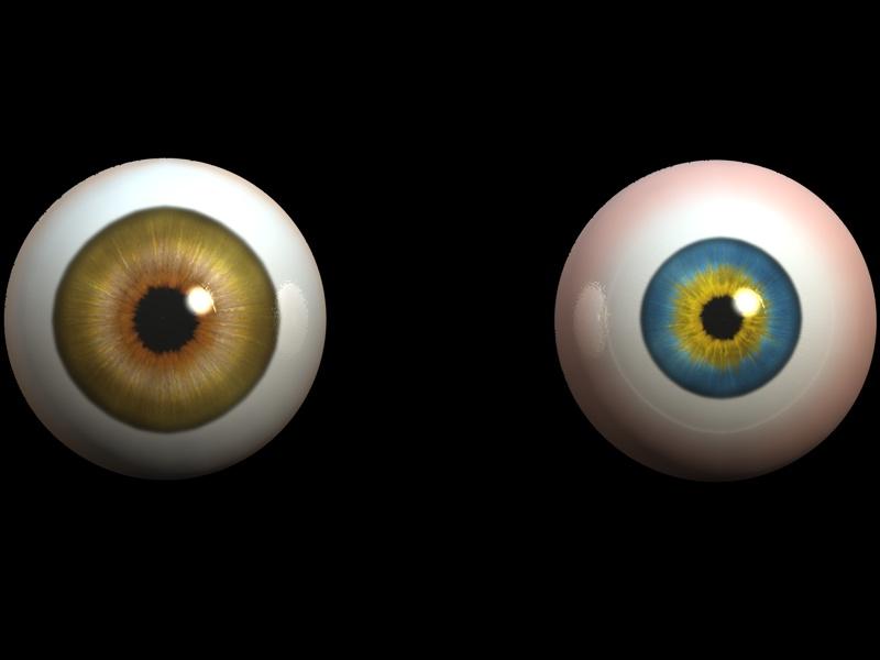 c4D Eye texture by kensei99
