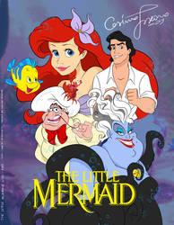 The Little Mermaid Live ABC