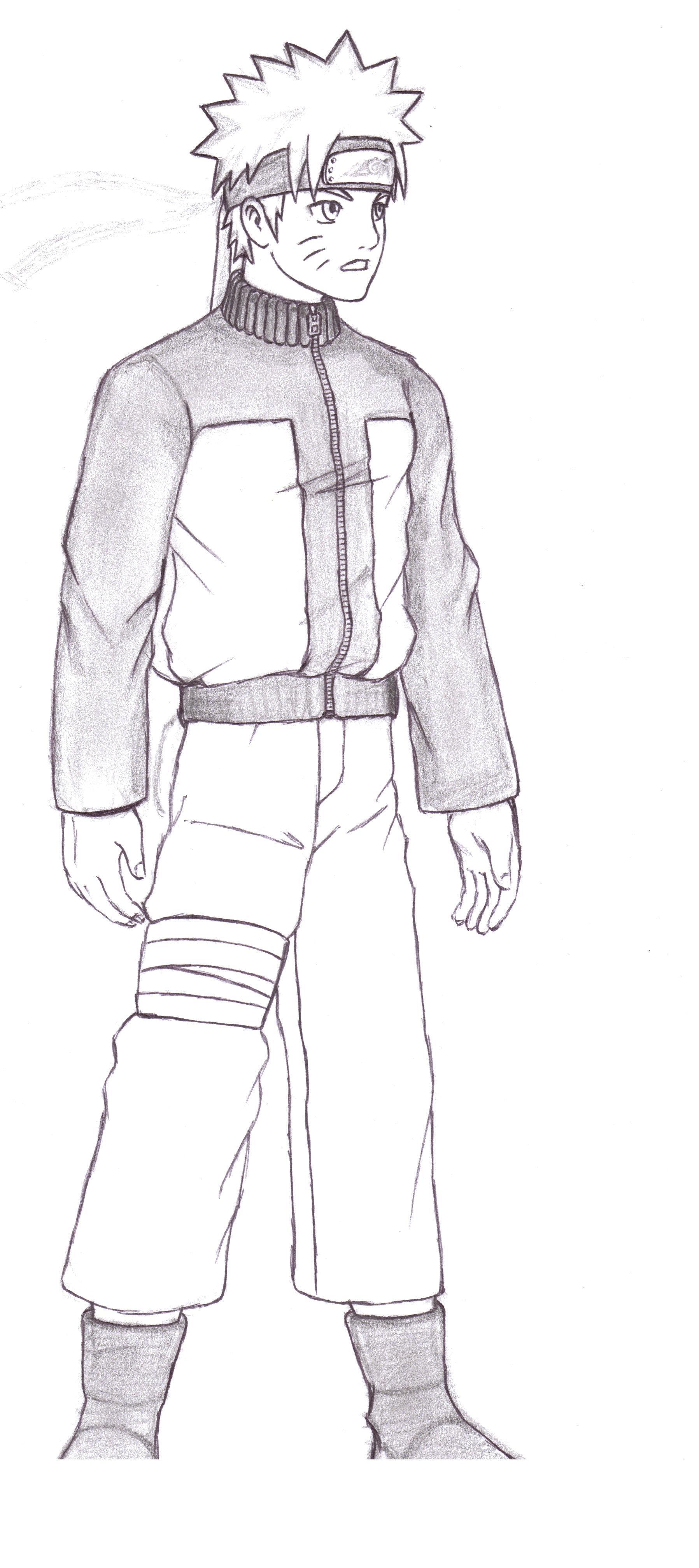 naruto cuerpo body by shikunke on DeviantArt