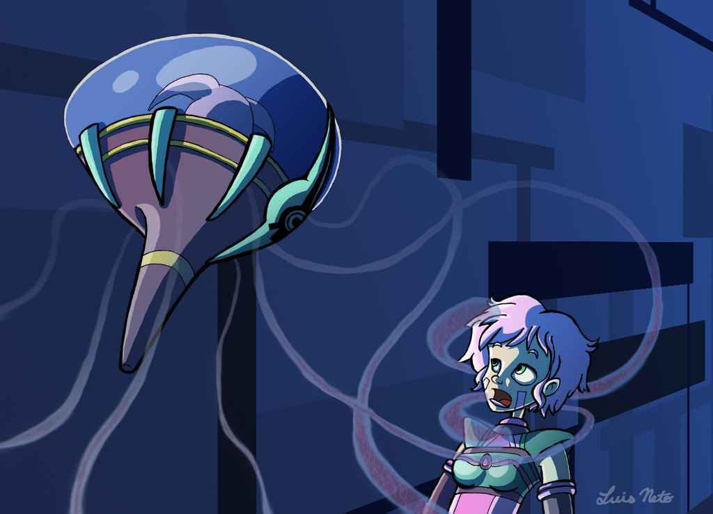 The Key to Lyoko by Spidersaiyan on DeviantArt
