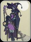 Toshinho's Witch Bitch