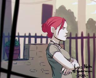 Warmdown Sketch - Nov 1st, 2015 by Spidersaiyan