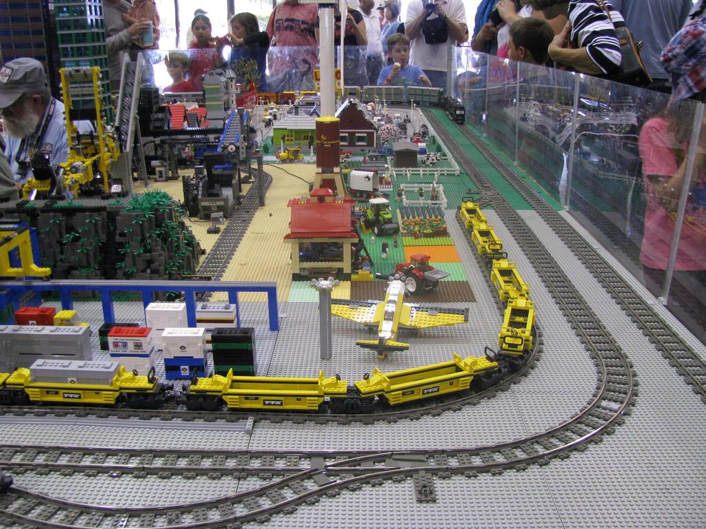 Lego City Trains 2013 Lego City Train by Cjsylvester