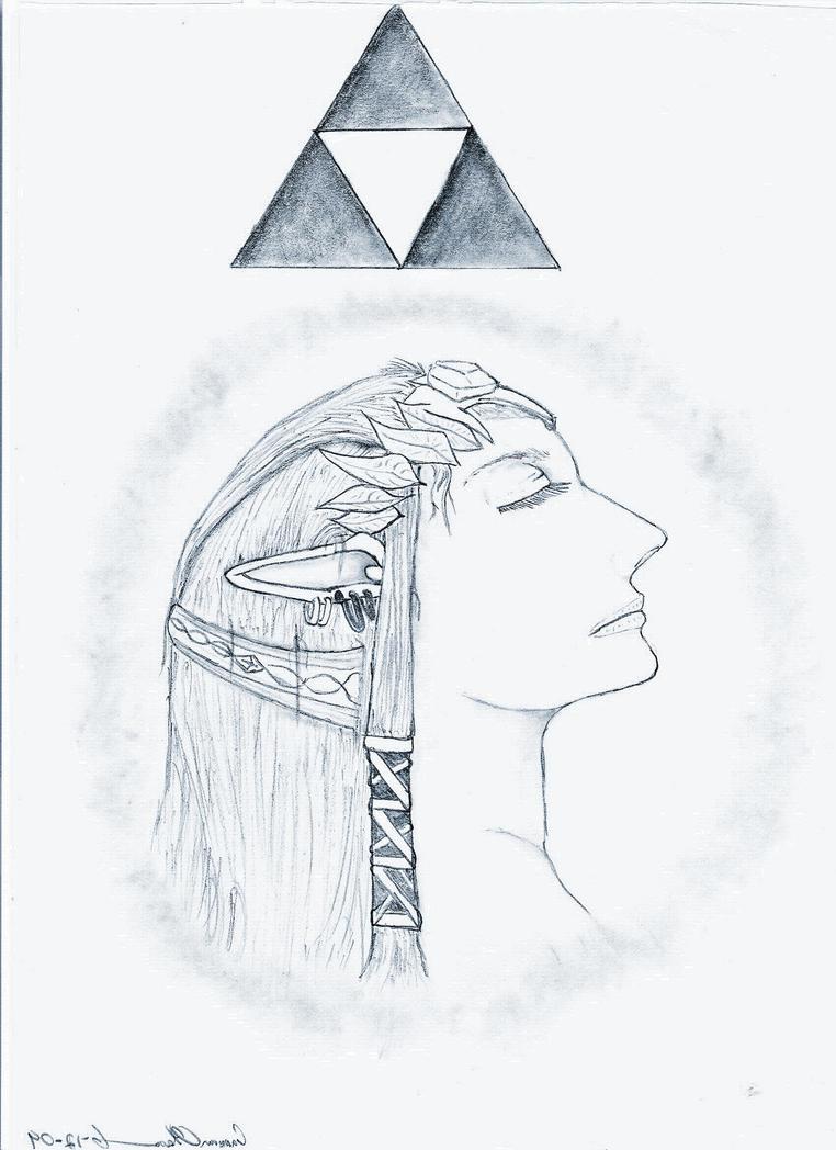Zelda by Camshaft09