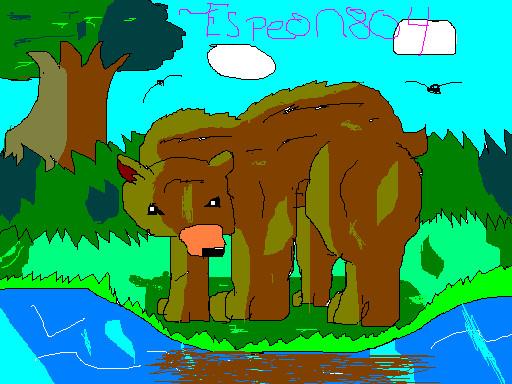 Bear. by Espeon804