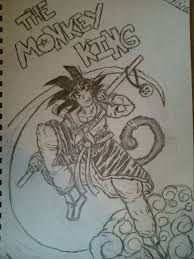 Son Goku, The Monkey King! by Espeon804