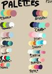 [OLD] Sheet 1 F2U Color Palettes!