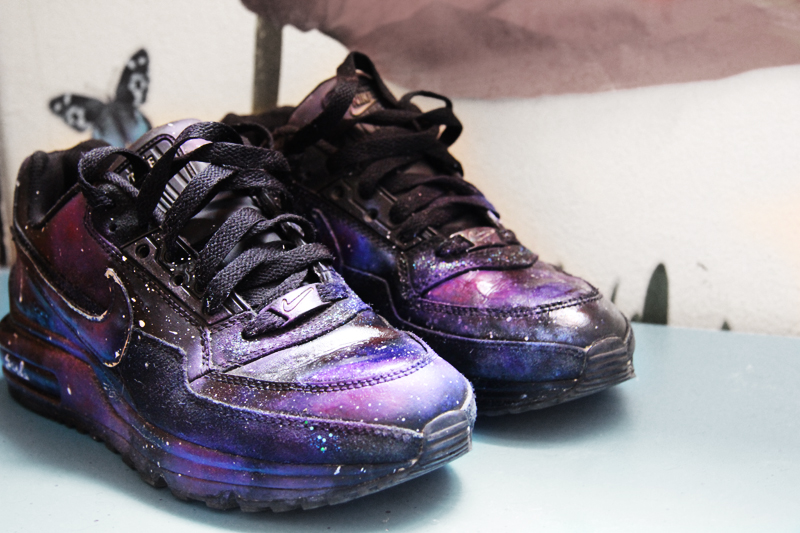Nike Galaxy Shoes Kids