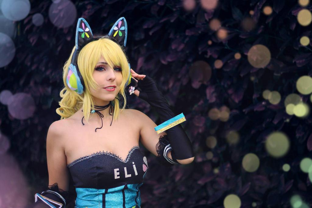 Eli Ayase Arcade vrs. by GameVip