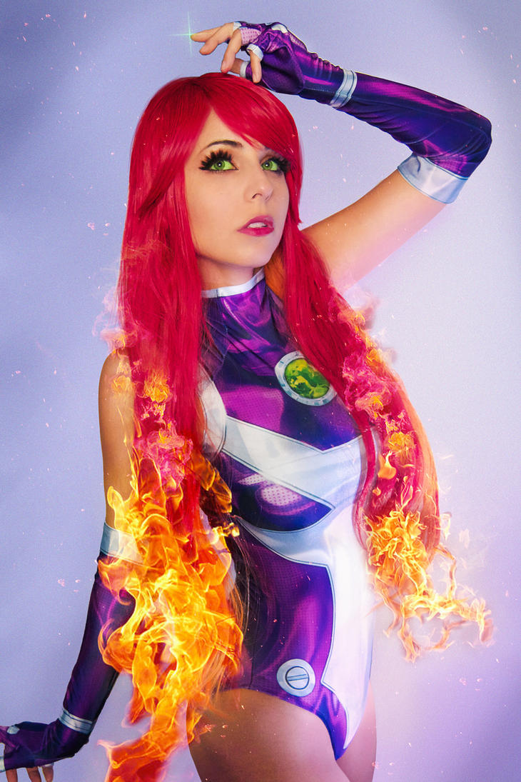 Starfire - DC Comics by GameVip