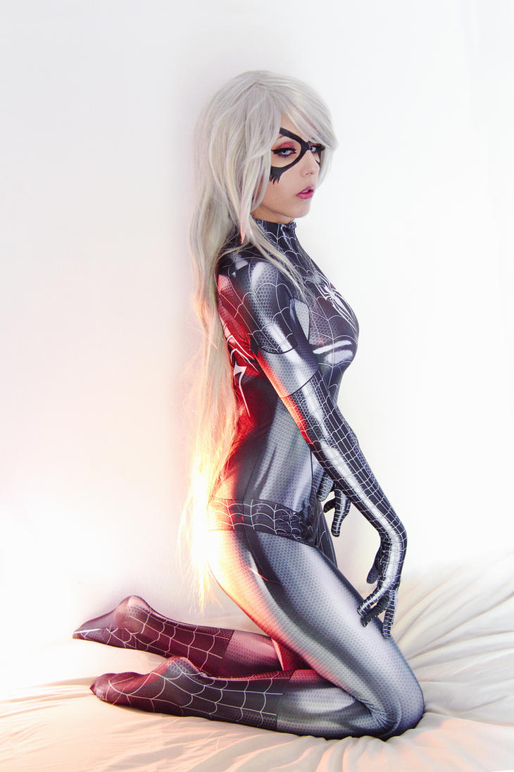 Black Cat Symbiote by GameVip