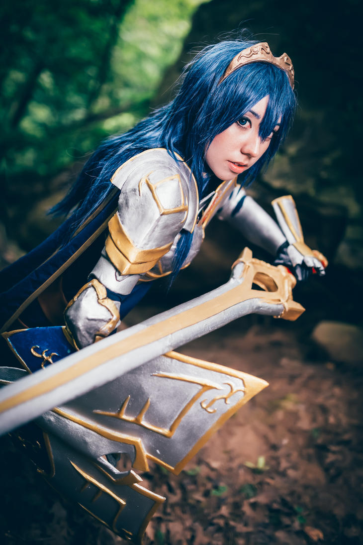 Great Lord Lucina by DiGiRin