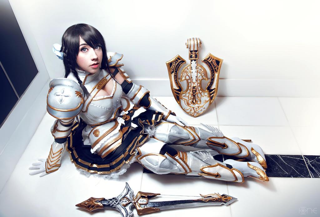 Sonia from Shining Resonance -2 by DiGiRin