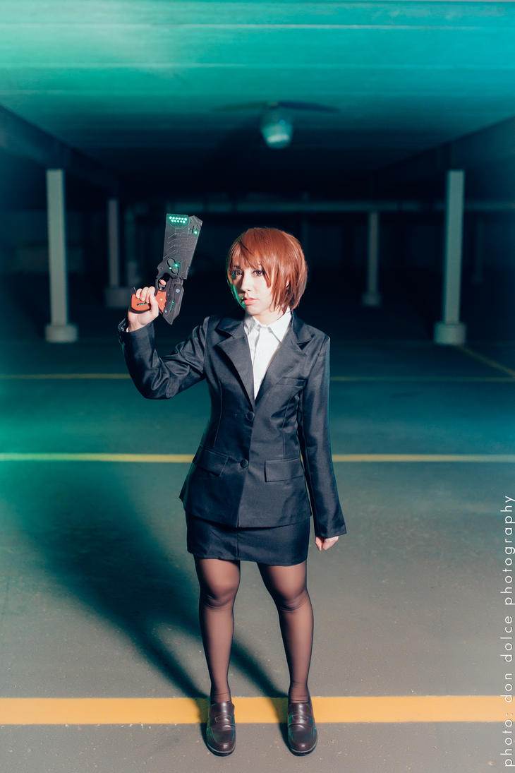Akane Tsunemori from Psycho Pass by DiGiRin