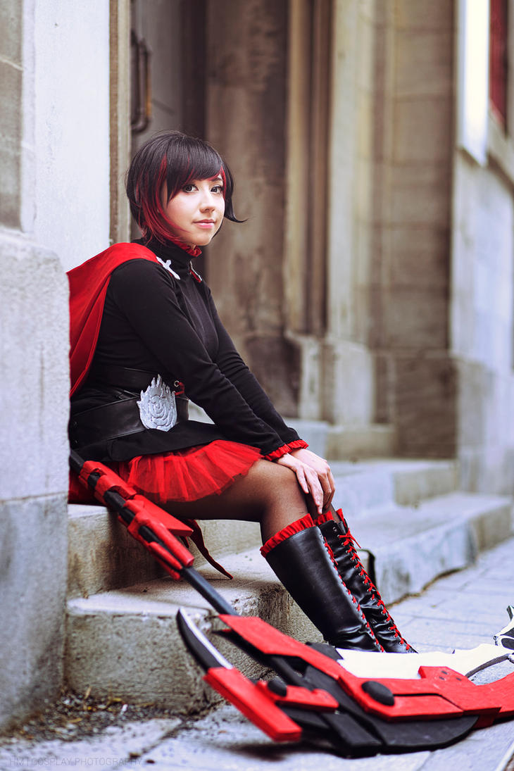 Ruby Rose by DiGiRin