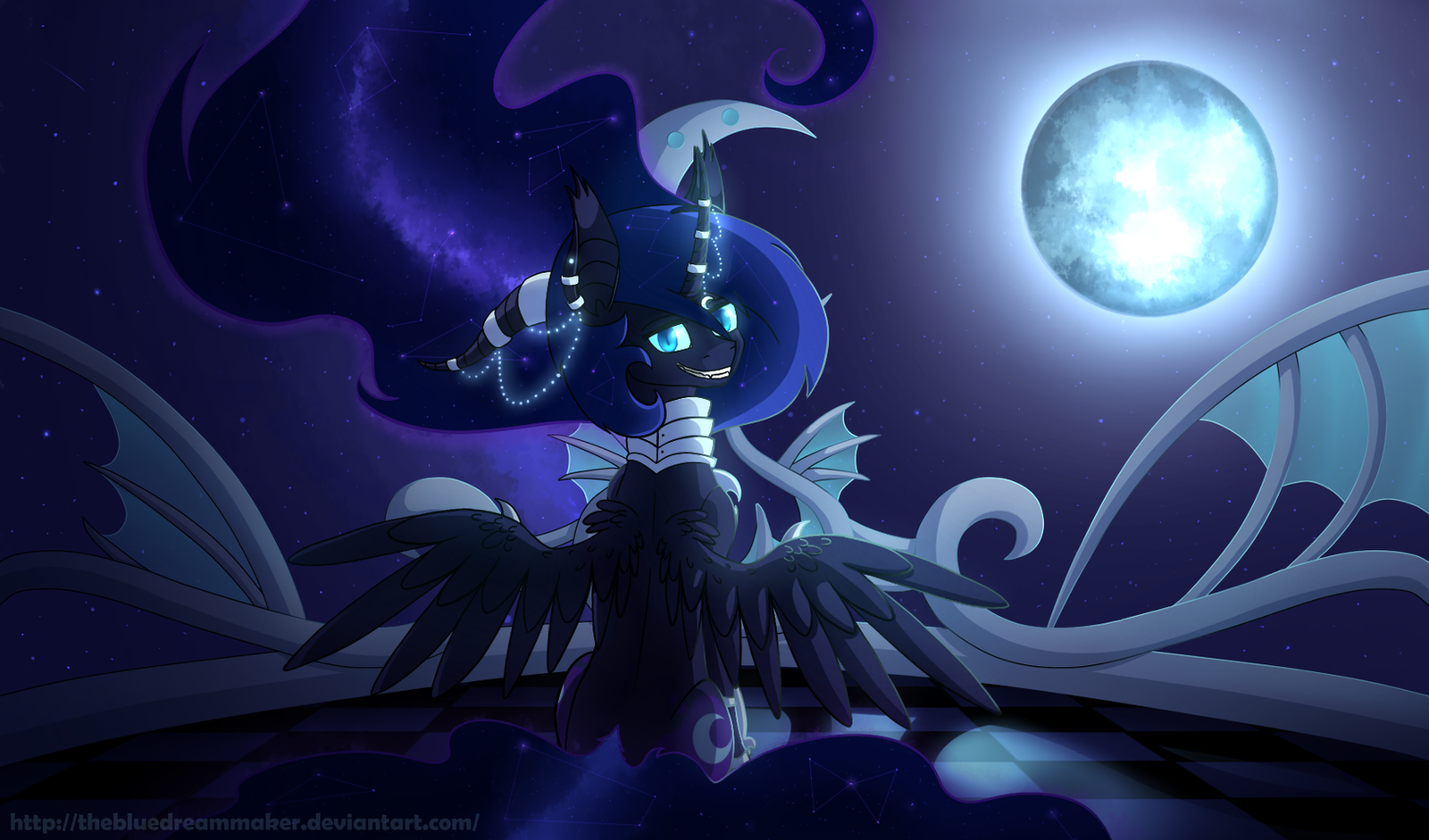 Briliant Night by TheBlueDreamMaker