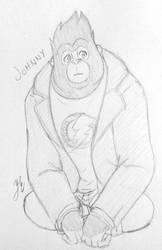 Johnny by AniDragmire