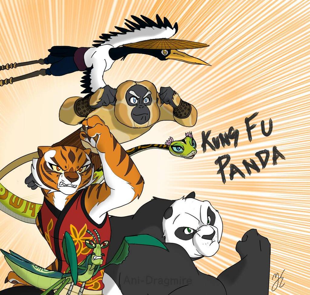 Kung-fu Panda fan-fic favourites by LostWizard15 on DeviantArt