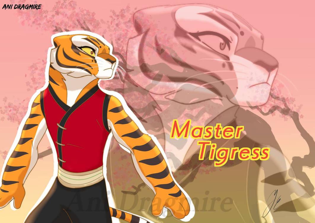 Summer Tigress by Kurai-Lombax.deviantart.com on