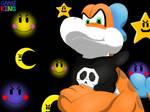 Edgy Plessie/ Skull Plessie by GameKing427