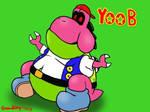 Yooby Kong - Yoob as Chunky Kong by GameKing427