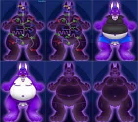 Deathgazes Inside Story X-Ray  by GameKing427