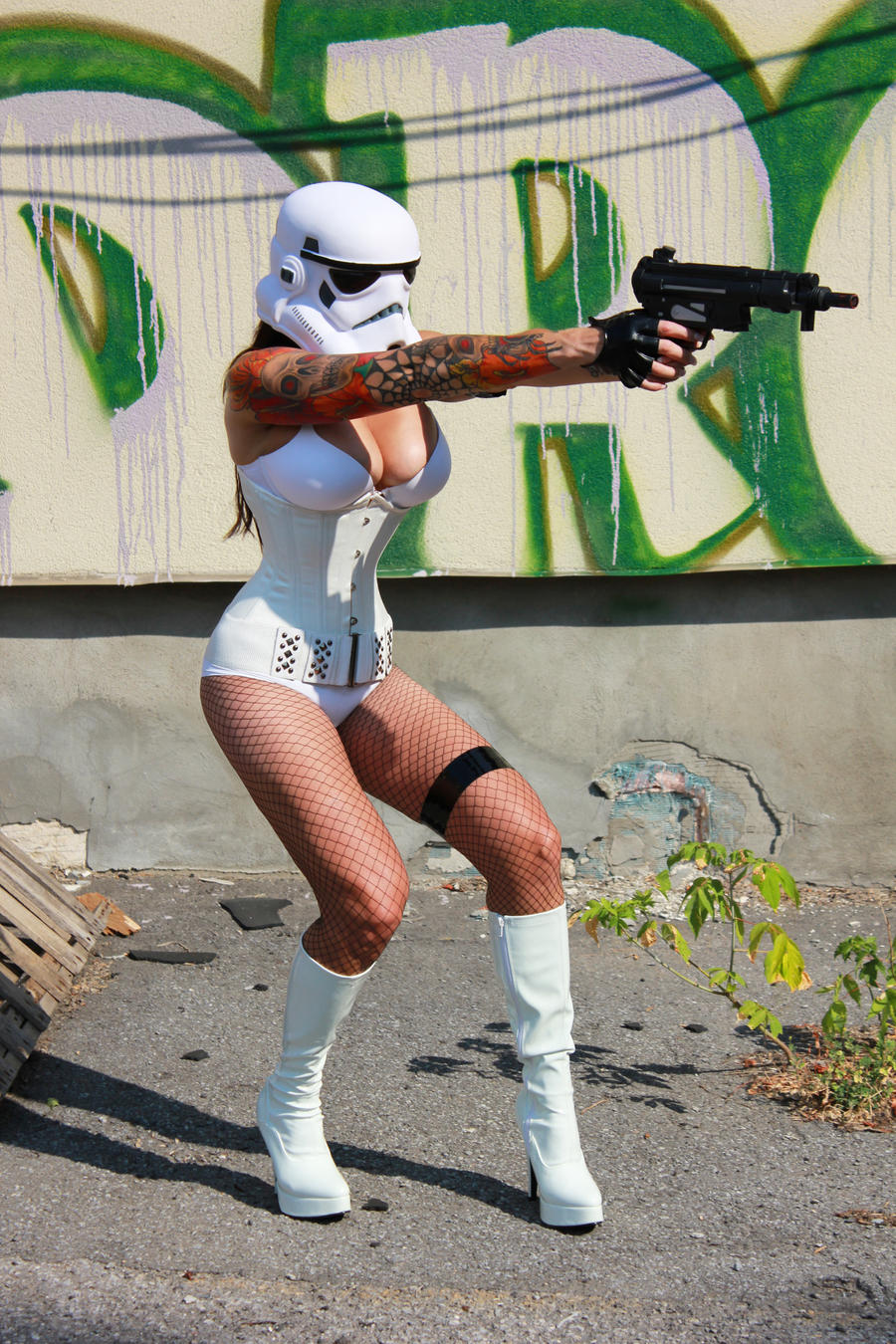 Star wars cosplay porn videos naked video