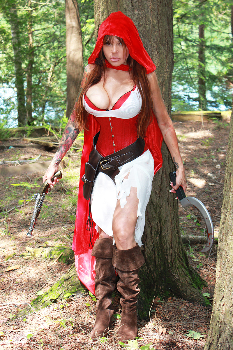 Little red riding hood nude pic 81