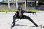 Selina Kyle/Catwoman Cosplay