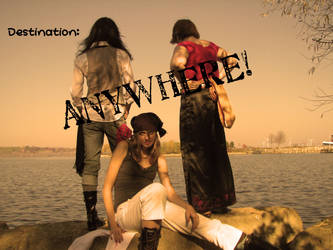 DESTINATION: Anywhere by ayesaid