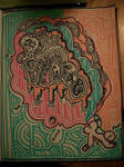 Influenced by Keith Haring by Rebate-BrainVomit