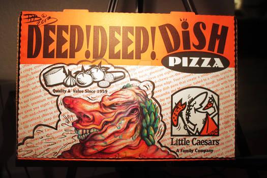 PIZZA PIZZA TRUST IN CAESAR