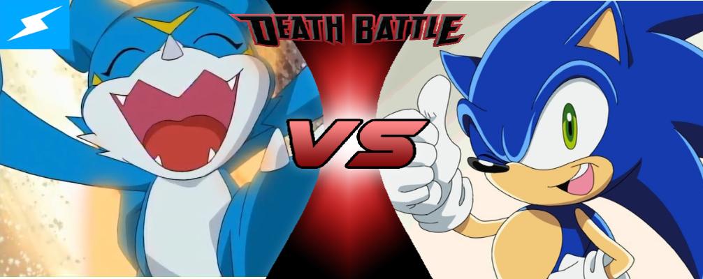 Veemon Vs Sonic Death Battle By Joetoonmania On Deviantart