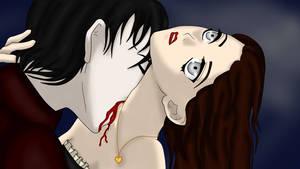 Vampire Bite by Teufelspentagramm