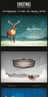 Christmas Backgrounds/Cards Collection Vol.1