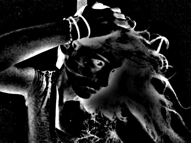 Shadow Girl by o0Violetta0o