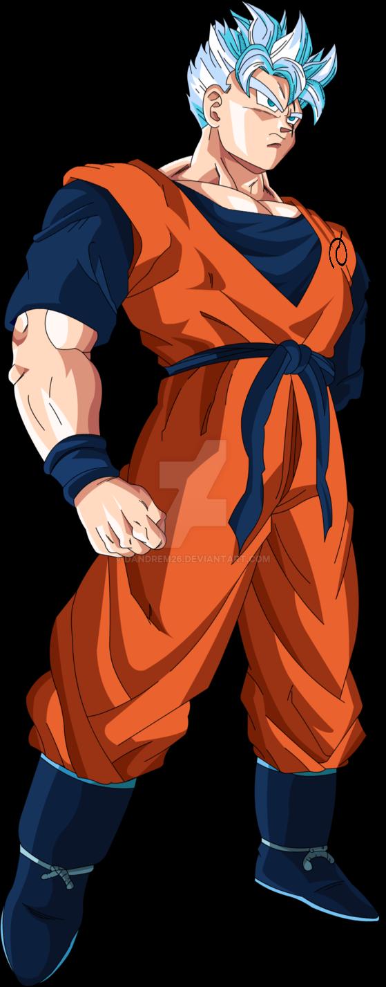 Super saiyan god super saiyan gohan future by dandrem26 - Gohan dragonball gt ...