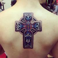 Cross in colours by bengkel168
