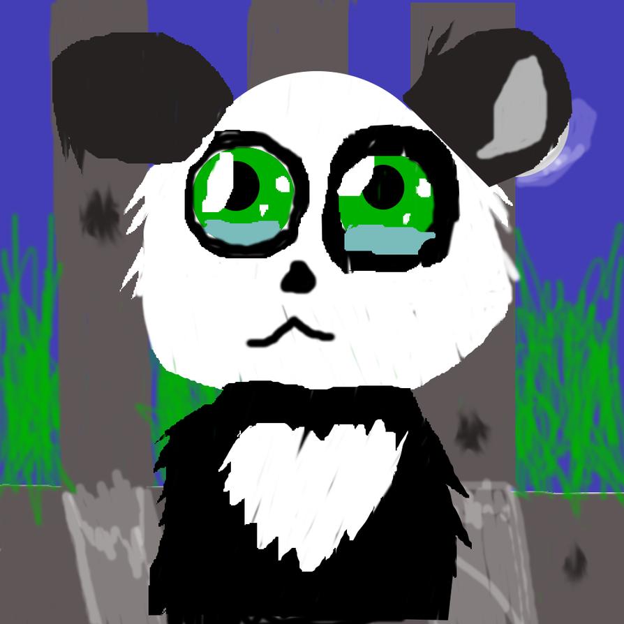 Panda by Labradorekpl