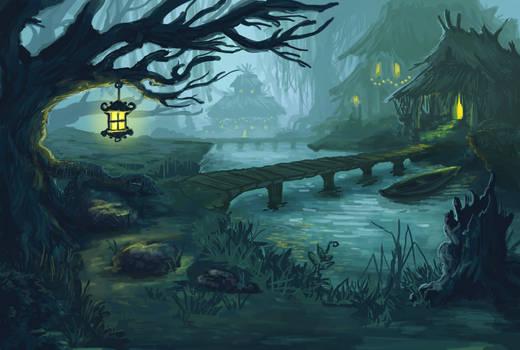 Blackwater Bayou