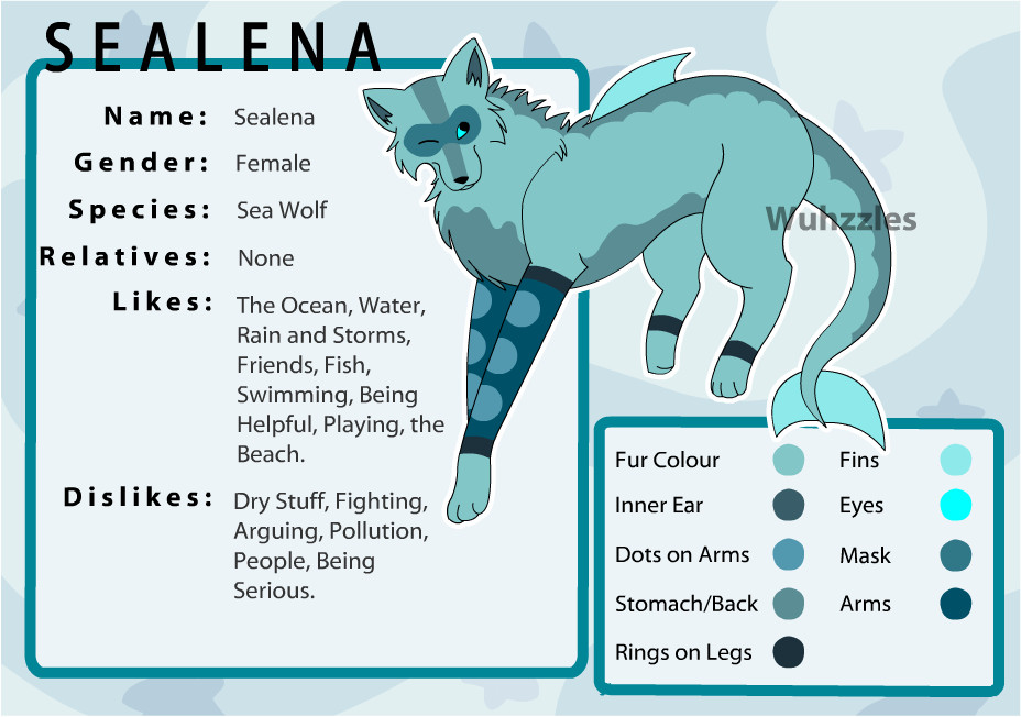 Sealena Reference - 2010 by Wuhzzles
