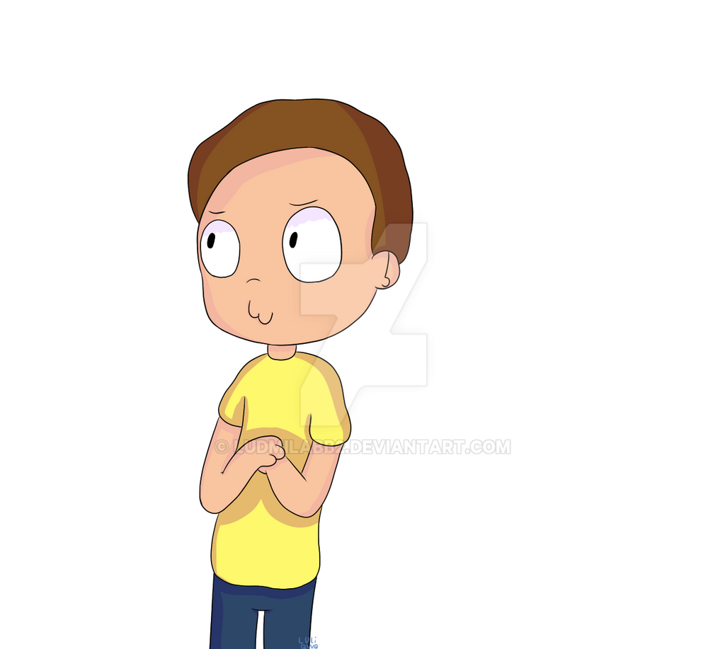 Morty by ludmilabb2