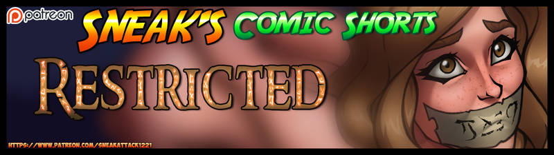 Comic Shorts: Restricted