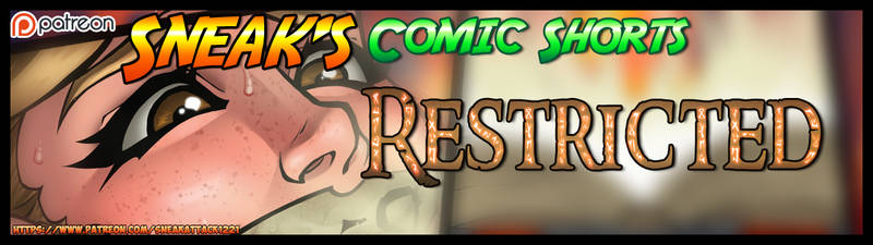 Comic Shorts: Restricted (feat. Hermione Granger)