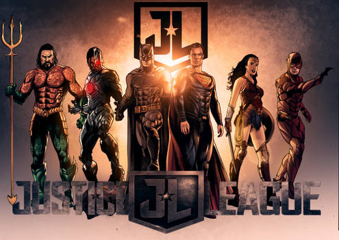 Justice League (snydercut)