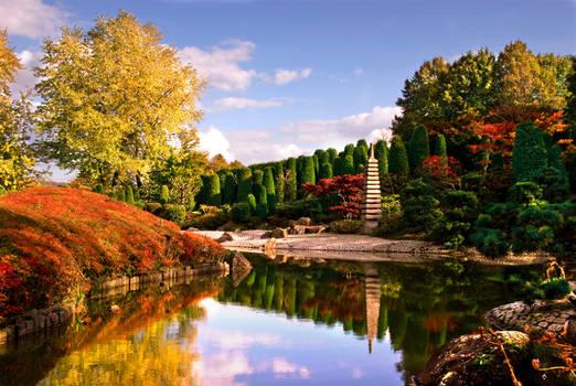 Japanese Garden, Bonn
