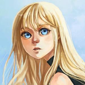 Shura Portrait